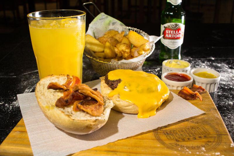 Secreto Burger Marmontel Hamburgueria artesanal em Bauru